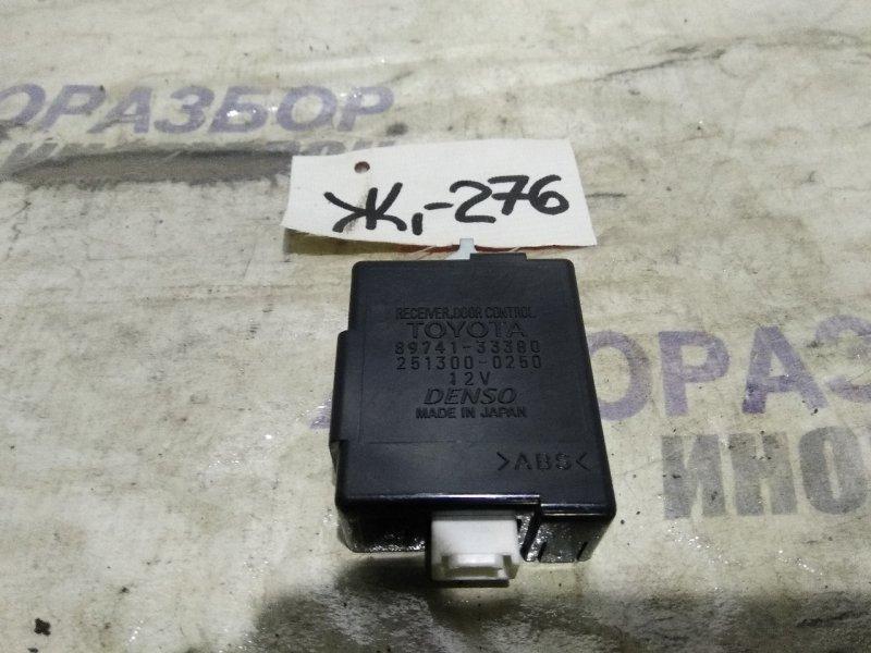 Блок управления дверями Lexus Es300 MCV30 (б/у)