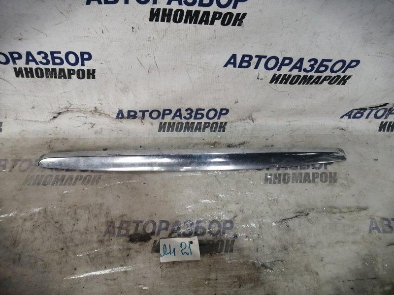 Молдинг капота Hyundai Elantra HD 2006 передний (б/у)