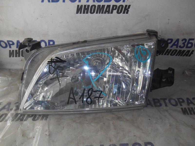 Фара передняя левая Mazda Demio DW3W передняя левая (б/у)