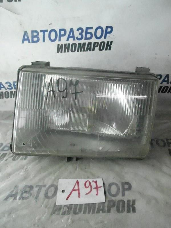 Фара передняя левая Москвич 2141 передняя левая (б/у)
