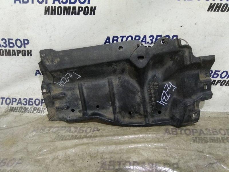 Защита двигателя Toyota Allion NZT260 передняя правая нижняя (б/у)
