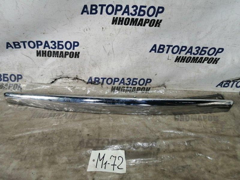 Накладка двери багажника Lada Priora 2171 (б/у)