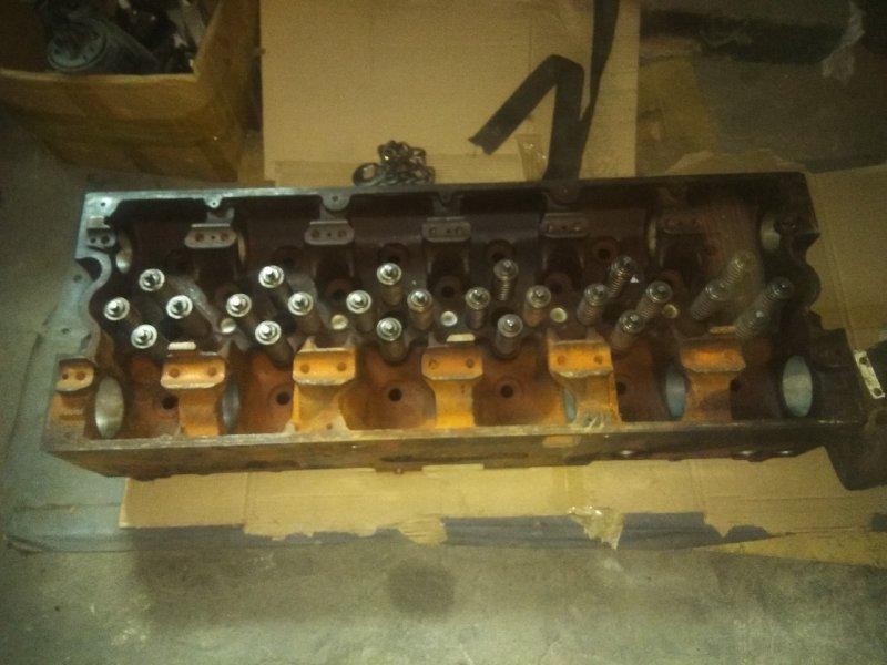 Головка блока цилиндров International 9200I CUMMINS 15 передняя верхняя (б/у)