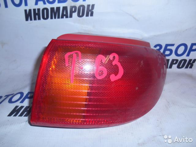 Фонарь задний правый Mazda Demio DY3R задний правый (б/у)