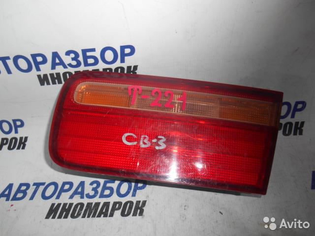 Фонарь задний правый Honda Ascot CB3 задний правый (б/у)