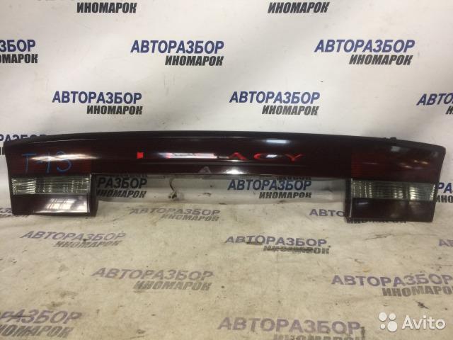 Вставка в крышку багажника Subaru Legacy B4 BE5 задняя (б/у)