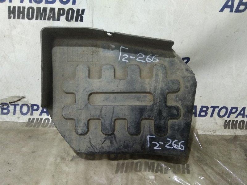 Защита двигателя Daewoo Matiz KLYA передняя левая (б/у)