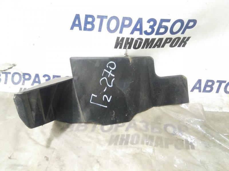 Защита радиатора Mazda 626 GF передняя правая нижняя (б/у)