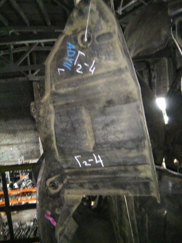 Защита двигателя Nissan Ad VEY11 передняя левая нижняя (б/у)