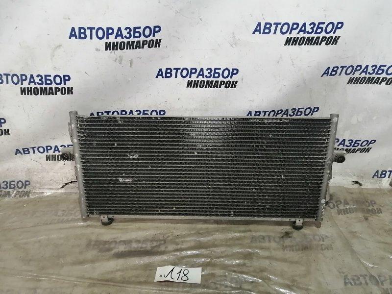 Радиатор кондиционера Nissan Bluebird ENU14 передний (б/у)