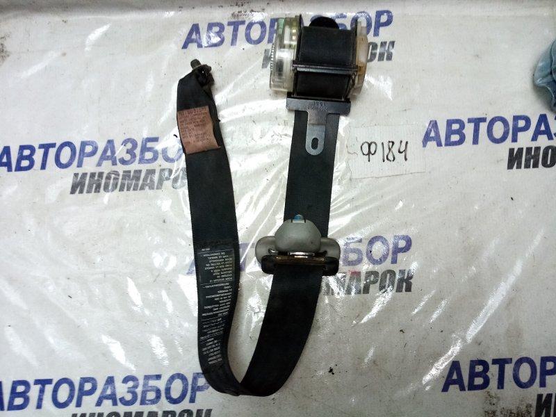 Ремень безопасности задний левый Mitsubishi Montero H71W задний левый (б/у)