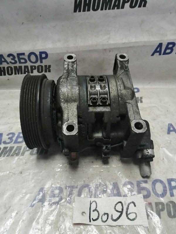 Компрессор кондиционера Nissan March AK11 CG10DE (б/у)