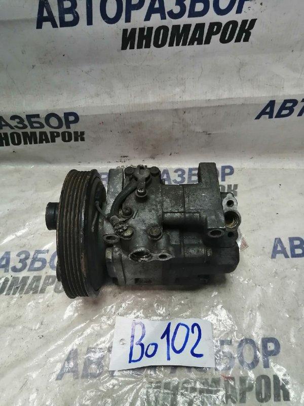 Компрессор кондиционера Mazda Capella GW5R KL (б/у)