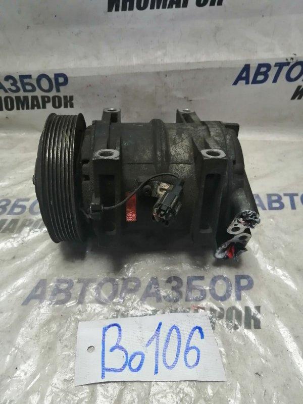 Компрессор кондиционера Nissan Elgrand ATWE50 (б/у)