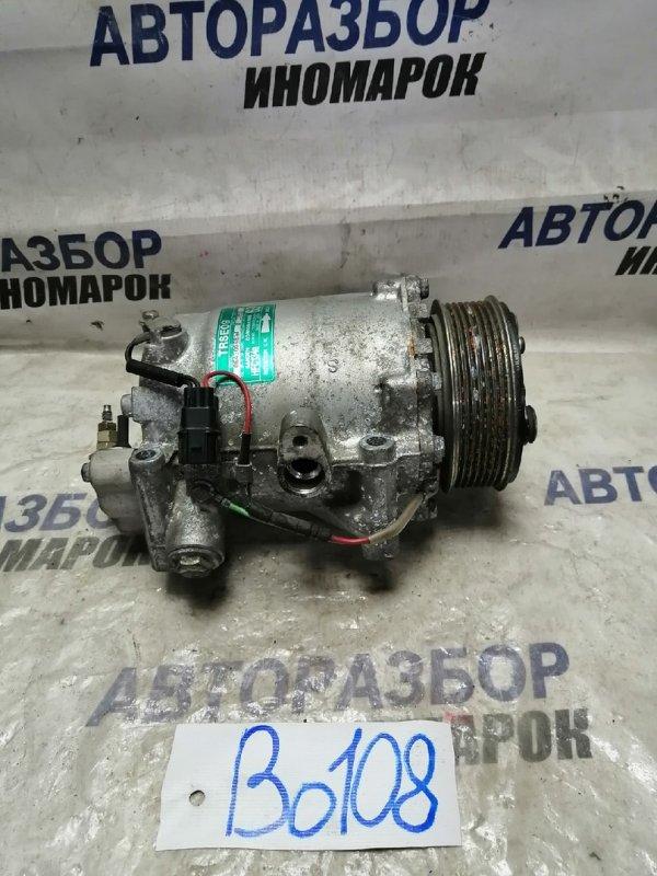 Компрессор кондиционера Honda Cr-V RE5 K20A (б/у)