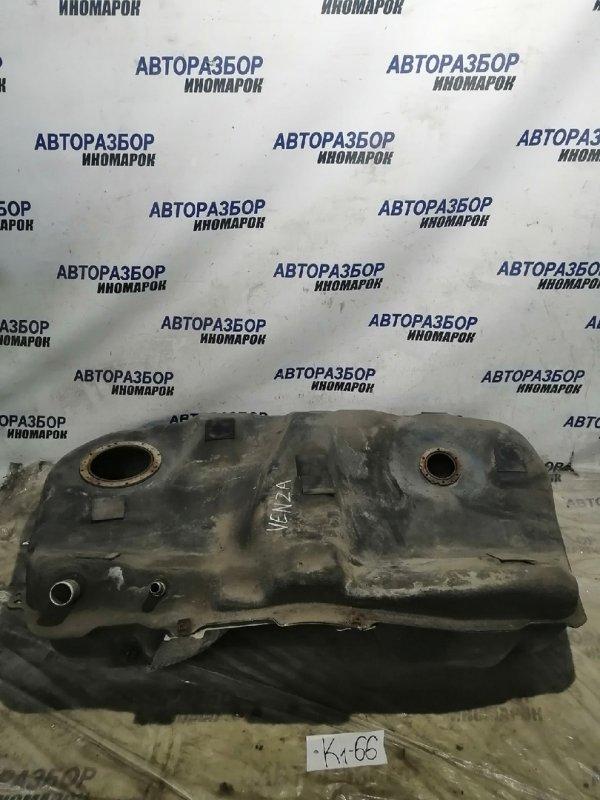 Бак топливный Toyota Venza AGV10 1ARFE задний нижний (б/у)