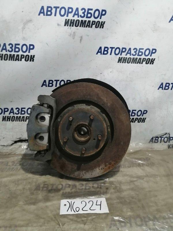 Диск тормозной передний Toyota Venza AGV10 1ARFE передний (б/у)