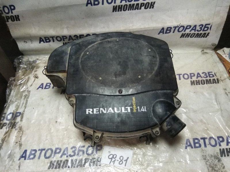 Корпус воздушного фильтра Renault Logan LS0G/LS12 K4M передний (б/у)