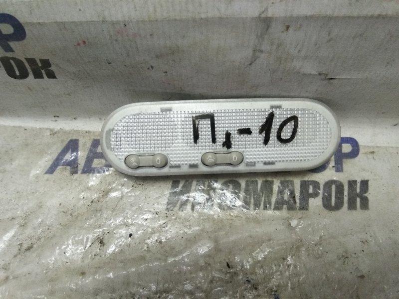 Плафон освещения салона Renault Logan LS0G/LS12 2007 передний верхний (б/у)