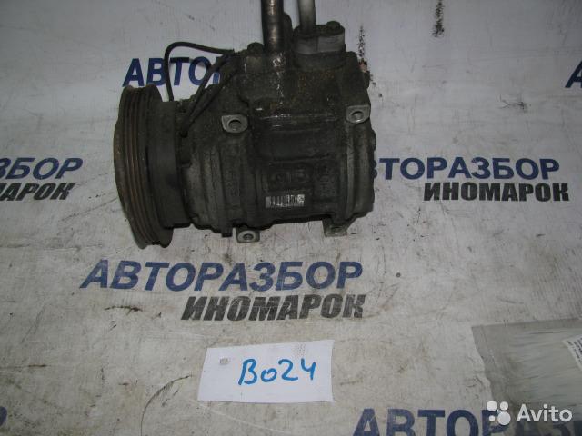 Компрессор кондиционера Honda S-Mx RH1 B20B передний (б/у)