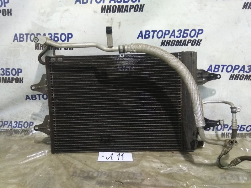 Радиатор кондиционера Seat Cordoba 6L2 (б/у)