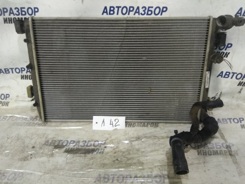 Радиатор охлаждения двигателя Seat Cordoba 5J7 (б/у)