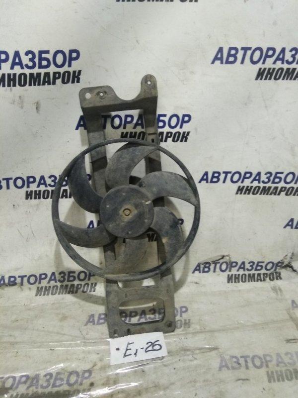 Диффузор радиатора Renault Logan LS0G K7J (б/у)