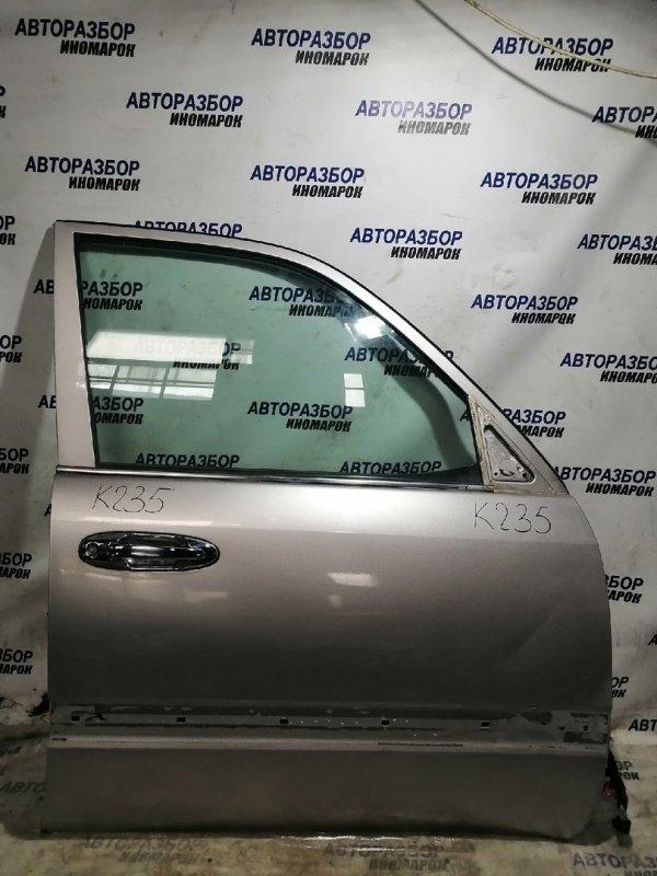Дверь передняя правая Toyota Land Cruiser FZJ100 2002 передняя правая (б/у)