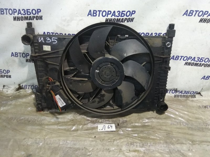 Диффузор радиатора Mercedes-Benz C-Class CL203 передний (б/у)