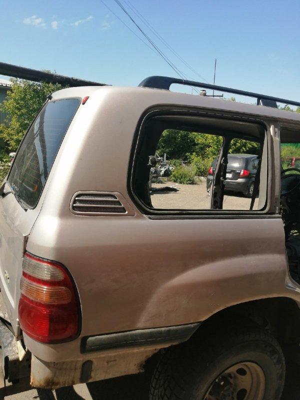 Крыло заднее правое Toyota Land Cruiser FZJ100 заднее правое (б/у)
