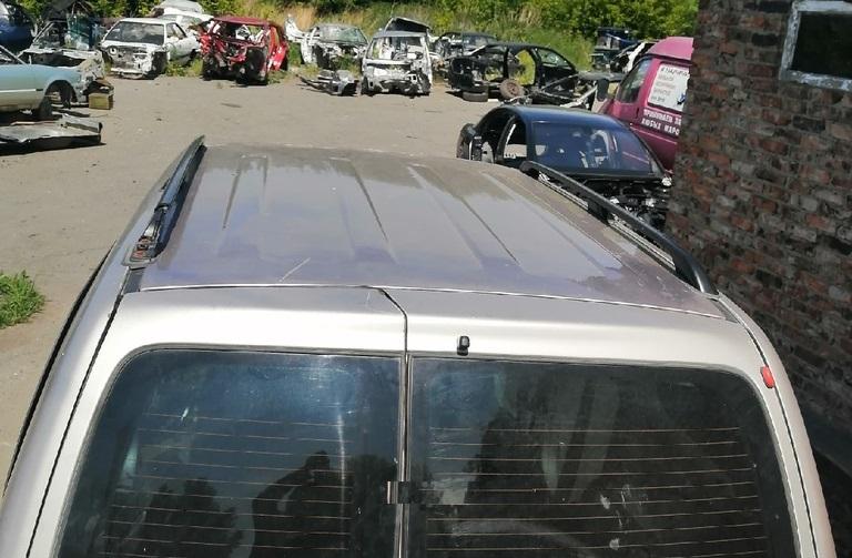 Крыша Toyota Lx470 FZJ100 верхняя (б/у)