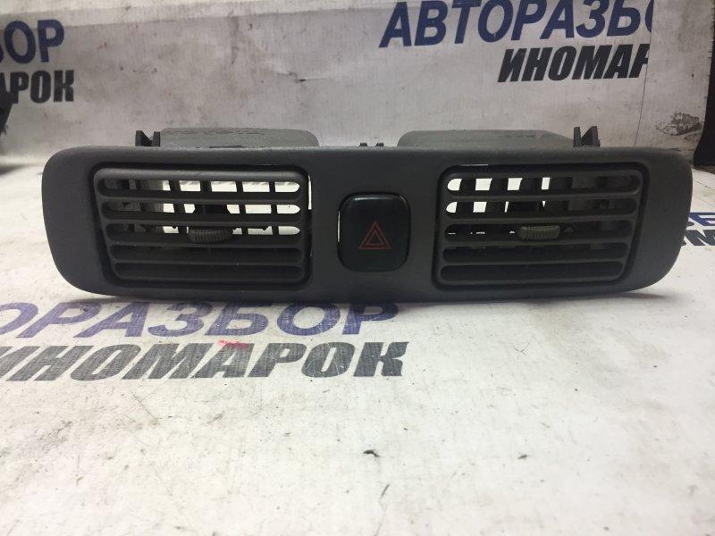 Дефлектор воздушный Toyota Corolla AE110 передний верхний (б/у)