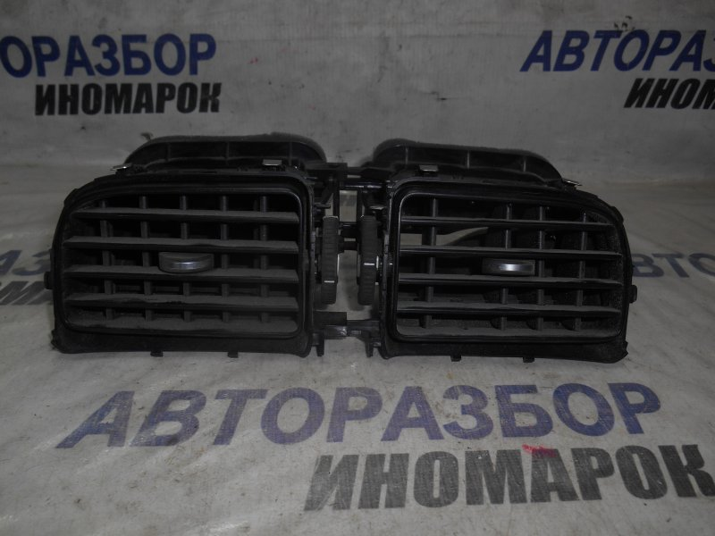 Дефлектор воздушный Volkswagen Polo 601 передний верхний (б/у)