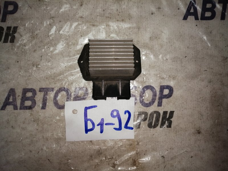 Реостат Toyota Allex NZE121 (б/у)
