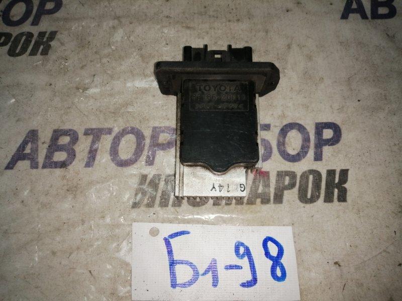 Реостат Toyota Es300 AZR60 (б/у)