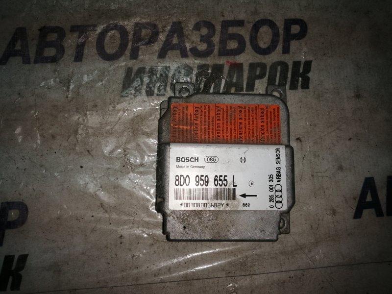 Блок управления airbag Audi A4 B5 (б/у)