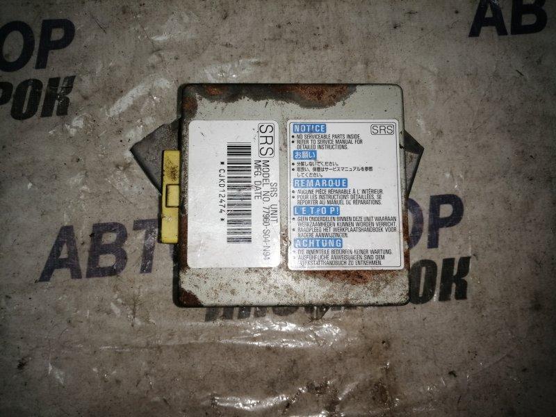 Блок управления airbag Honda Ballade EK2 (б/у)
