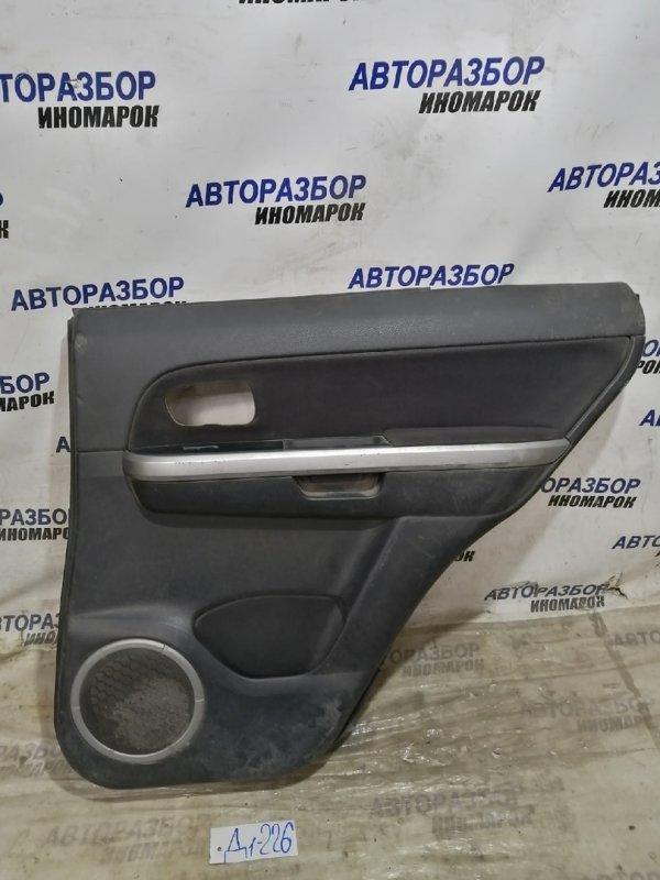 Обшивка двери задней правой Suzuki Escudo JT задняя правая (б/у)