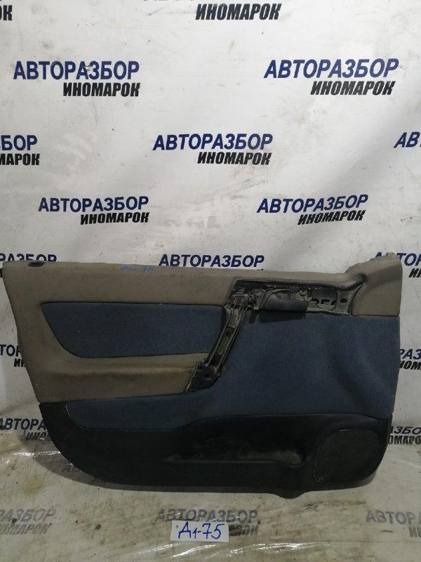 Обшивка двери передней левой Chevrolet Viva F69 передняя левая (б/у)