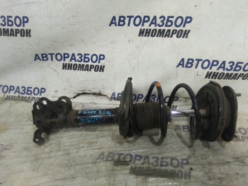 Амортизатор передний правый Toyota Corolla Ceres AE100 передний правый (б/у)