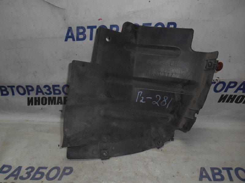 Подкрылок задний правый Mitsubishi Pajero Io H61W задний правый нижний (б/у)