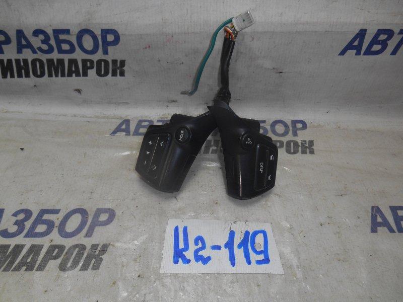 Кнопки управления на руль Lexus Gs300 GRS190 передние левые (б/у)