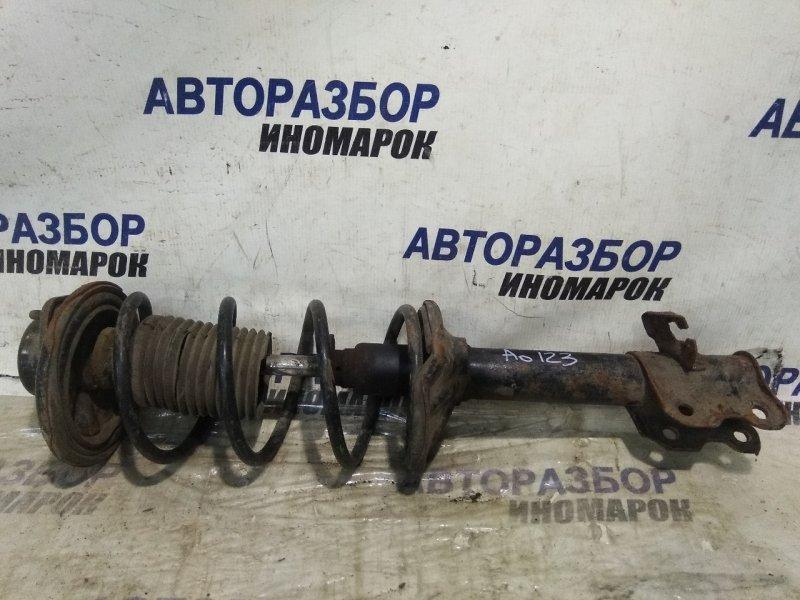Амортизатор задний Nissan 100Nx HR10 задний правый (б/у)