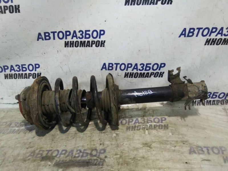 Амортизатор передний левый Nissan X-Trail NT30 передний левый (б/у)