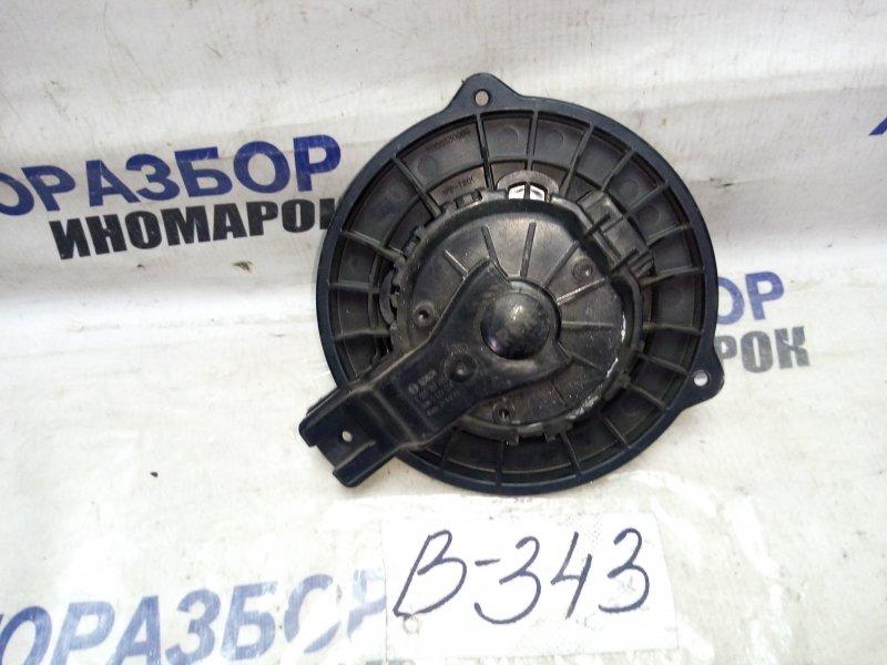 Мотор печки Hyundai Rio RB передний (б/у)