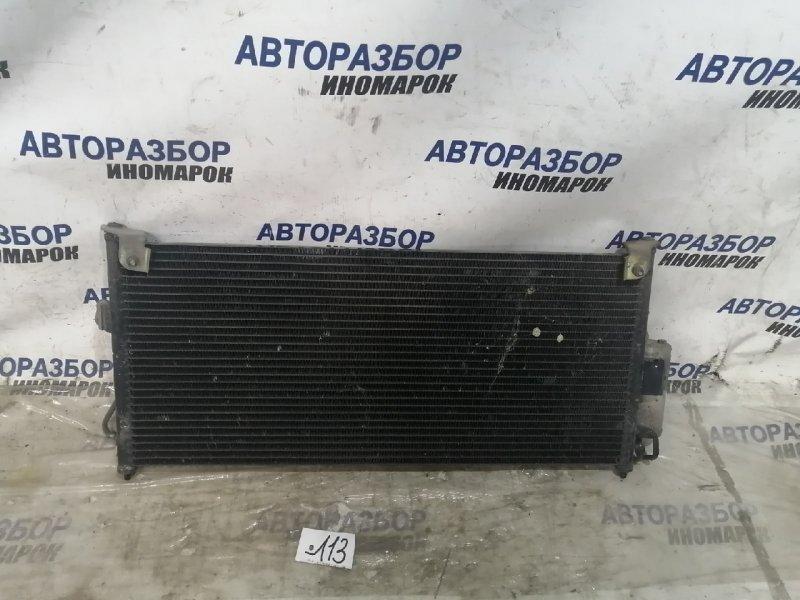 Радиатор кондиционера Nissan Sunny B15 QG15 передний (б/у)