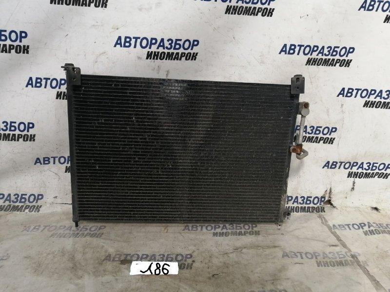 Радиатор кондиционера Honda Odyssey RA6 передний (б/у)