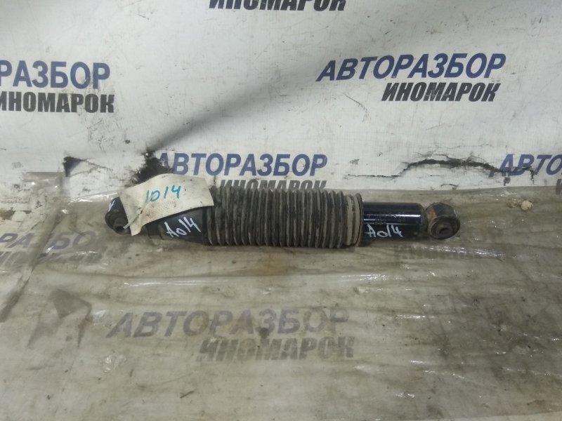 Амортизатор задний Hyundai Solaris QB задний (б/у)