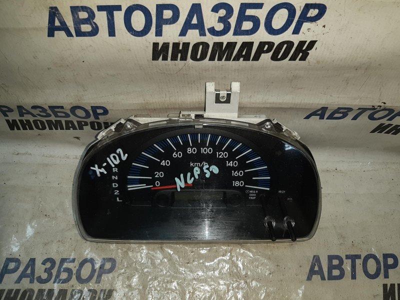 Панель приборов Toyota Probox NCP50 (б/у)