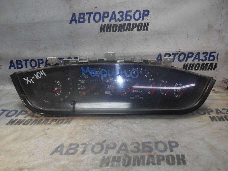 Панель приборов Toyota Corolla Ceres AE100 4AFE (б/у)